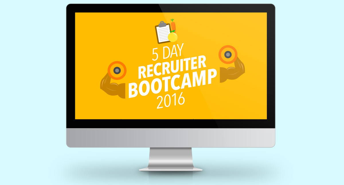 LinkedIn Recruiter Bootcamp 2016 - intro