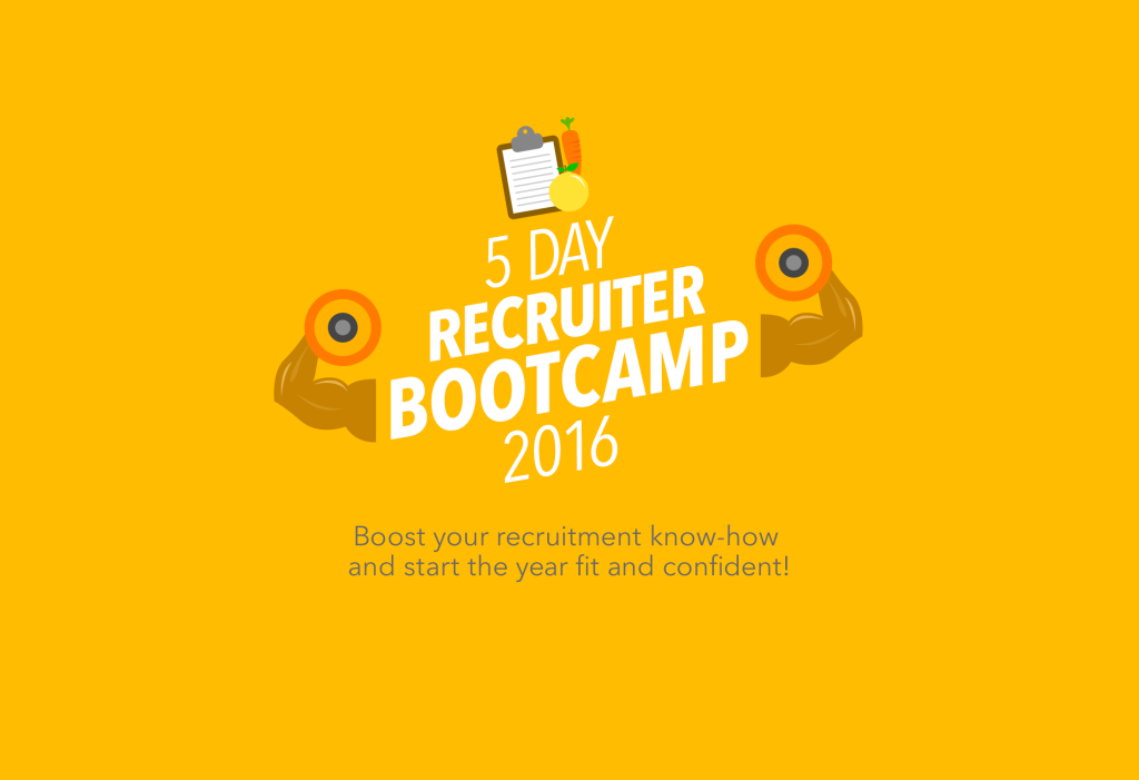 LinkedIn Recruiter Bootcamp 2016 - hero