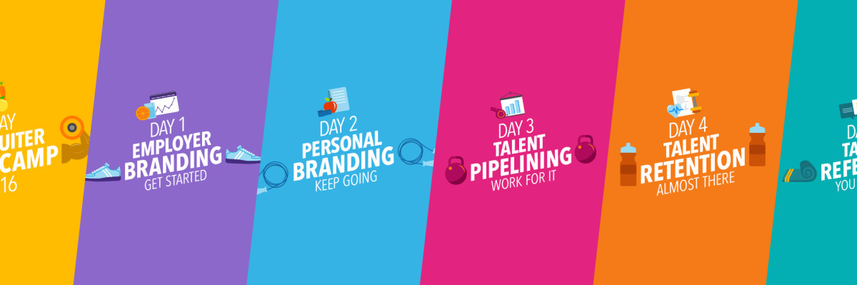 LinkedIn Recruiter Bootcamp 2016 - All colors